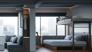 Motto by Hilton is a micro-hotel concept