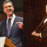 Gavin Newsom and William Stephens