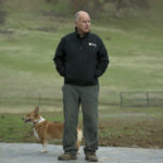Jerry Brown at his Ranch in Williams