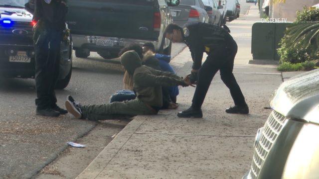 teens arrested