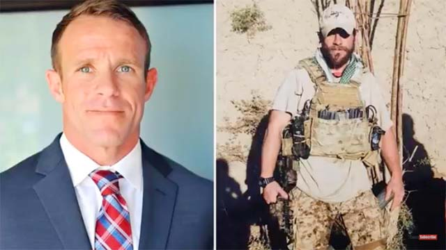 Navy SEAL Edward Gallagher Cleared of Murder and Other