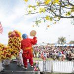 Lion Dancers San Diego Tet Festival