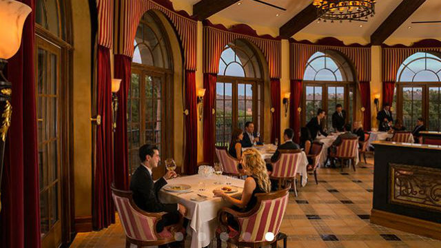 Addison Is Only Restaurant South Of La To Earn Coveted Five