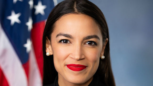 Alexandria Ocasio-Cortez. Official House photo