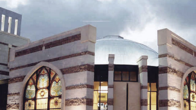 Chapel at Congregation Beth Israel in La Jolla