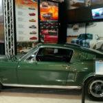 """The 1968 Mustang from """"Bullitt"""""""