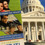 Promotion for earned income tax credit