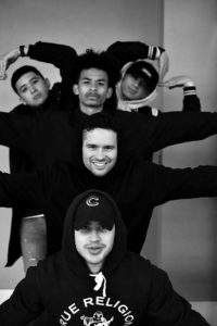 Fuego Dance Crew members say they've been inspired by stars from Michael Jackson to the current crew JabbaWockeeZ.