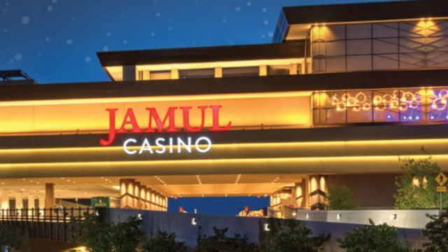 Entrance to Jamul Casino