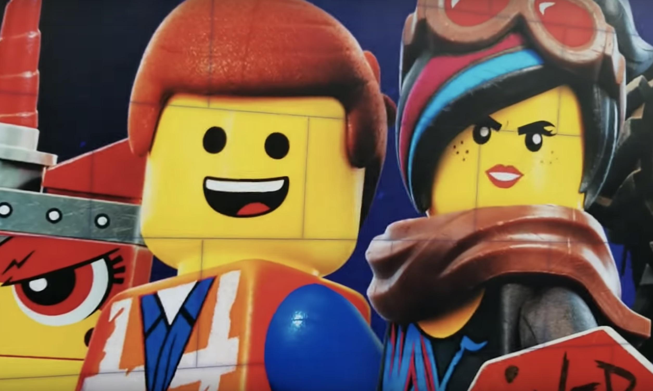 Legoland Launches 'Lego Movie 2 Experience'