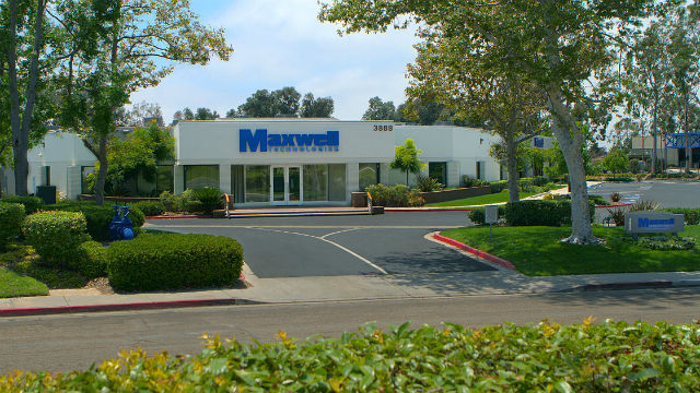Maxwell Technologies headquarters