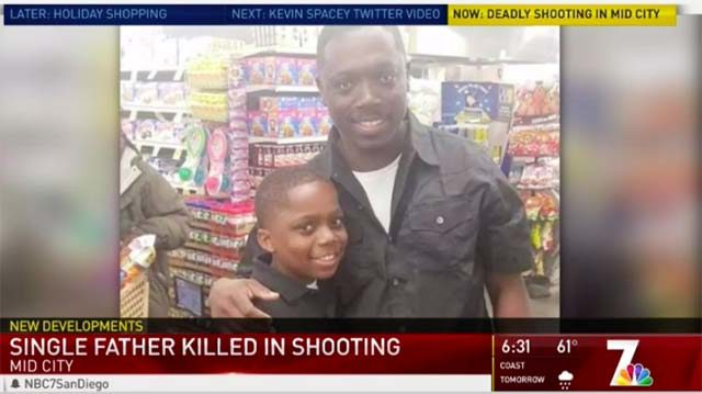 Dionte Floyd (right) was killed in Dec. 22 shooting.