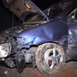 Boulevard Border Patrol Chase, Crash