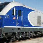 New 125 mph Siemens Clean Diesel Electric locomotive