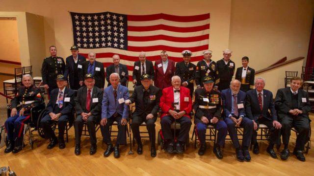 Battle of Iwo Jima veterans