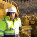 Kim Eiron owns an environmental reclamation business