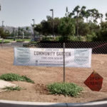 Lemon Grove community garden site