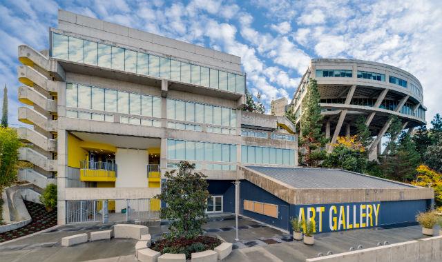 New fine arts building at Mesa College