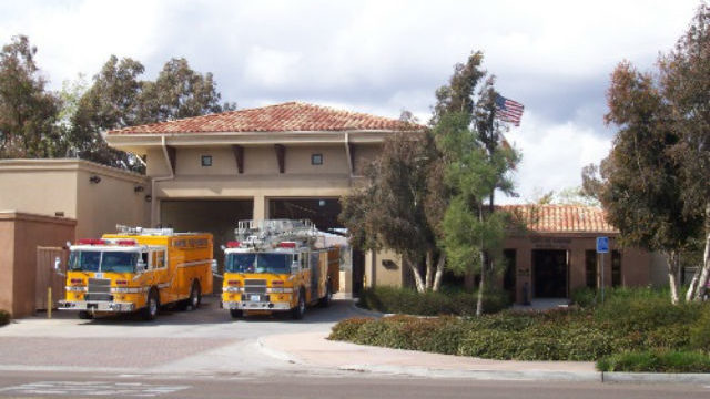 Santee fire station