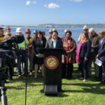 Todd Gloria speaks at press conference