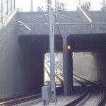 Trolley underpass