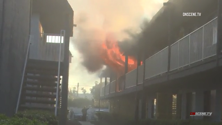 Two Fires Break Out Within a Block of Each Other in Chula