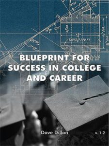 """Dillon's """"Blueprint for Success in College and Career"""" has been selected among 17 chosen for the Textbook Excellence Award by the national Textbook and Academic Authors Association."""