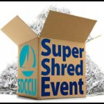 SDCCU first began staging free paper-shredding events in 2007. I