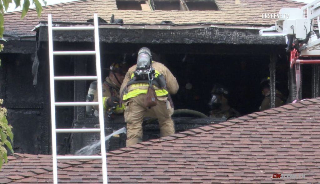 No Injuries Reported In Bird Rock House Fire Times Of