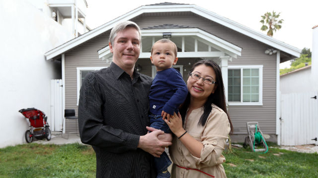 California taxpayers Jason and June Cao Jarvis