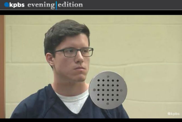 John Earnest in court