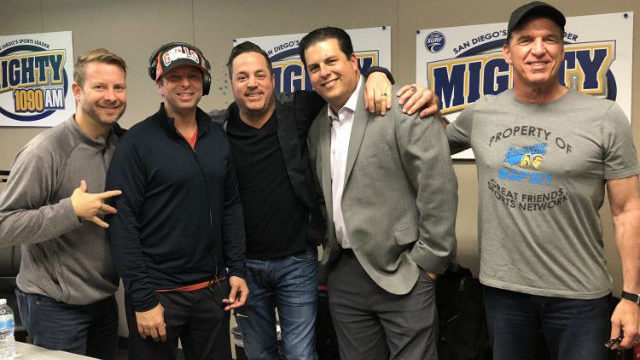 Mighty 1090 team
