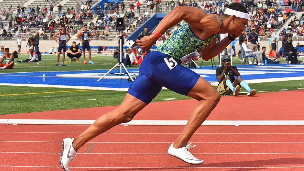 San Diego-Born Michael Norman Blasts 400 Meters in 43 45 — Top 5