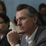 Gov. Gavin Newsom in El Salvador