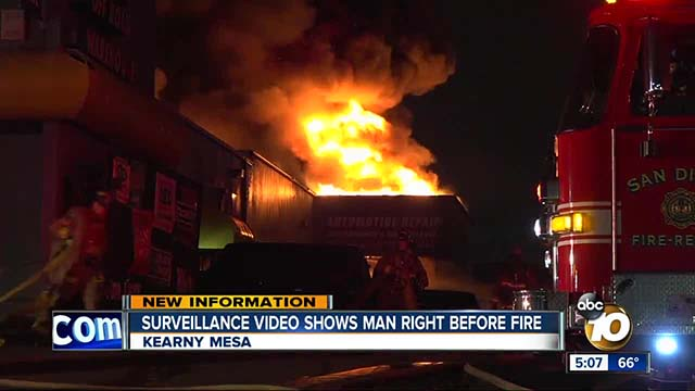 Feds Probe Arson in $3 5M Kearny Mesa Blaze at Off Road