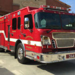 Rancho Santa Fe Fire Protection District vehicle