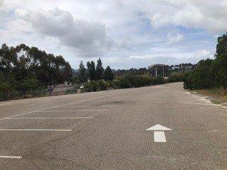 Lot near SDCCU Stadium