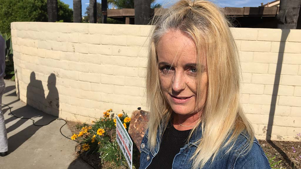 Rancho Bernardo Woman Describes Arrest of 19-Year-Old
