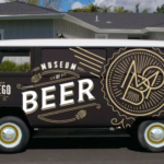 A beermobile is featured on crowdfunding website for Museum of Beer in San Diego's East Village.