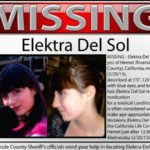 Six years ago, Riverside County listed Elektra Del Sol as a missing 13-year-old.