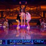 "Fuego Dance Crew of San Diego performs for the last time in this season's ""World of Dance"" on NBC."