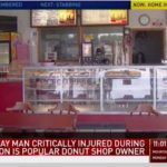 Randy Taing reportedly owned Rose Donuts in Morena and Linda Vista.