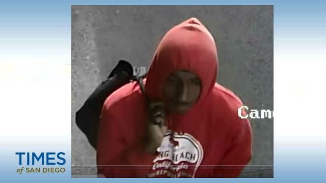 Surveillance image of East Village stabbing suspect