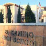 El Camino High School in Oceanside.