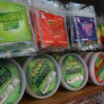 Edible marijuana products at Urbn Leaf Dispensary. Photo by Lauren J. Mapp