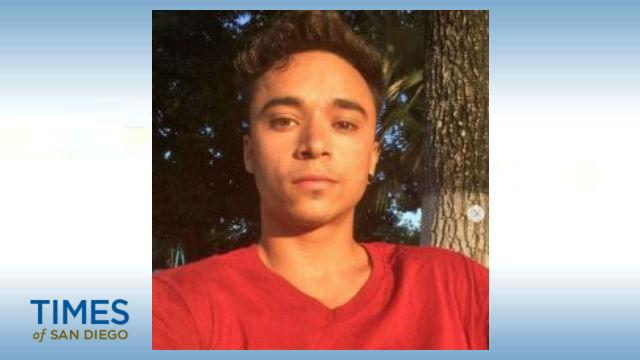 Balboa Park sexual assault suspect Luis Haaz-Martinez.