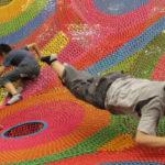 Children playing at New Children's Museum