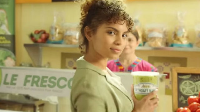 Still image from Northgate Market commercial