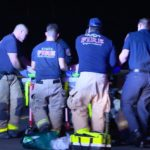 Vista Fire Department paramedics attempt to save victim