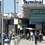 Lindbergh Field Terminal 1.